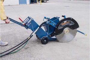 RGC Hydracart with Hydrasaw