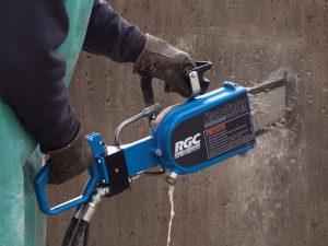 RGC Construction c150 Hydraulic Chainsaw