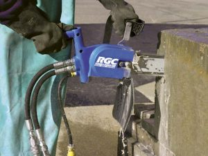 RGC Construction c50 Hydraulic Chainsaw