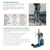 HYDRACORE DRILLS Spec Sheet - Cover