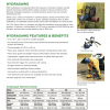 HydraSaw Spec Sheet - Cover