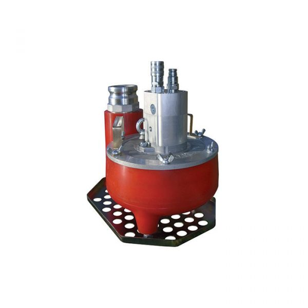 RGC Hydraulic Trash Pump