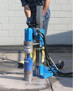RGC Hydraulic Core Drill