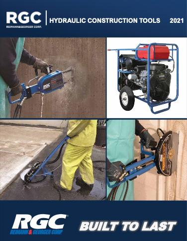RGC Hoisting Equipment 2021 product brochure